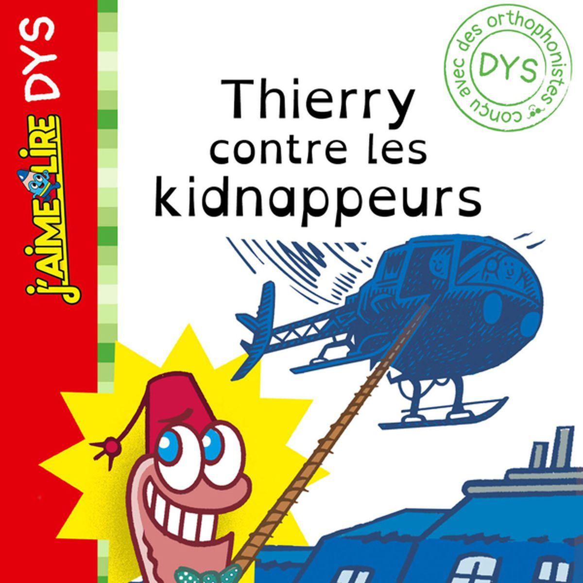 Thierry le ver de terre, N°01 : Thierry contre les kidnappeurs |