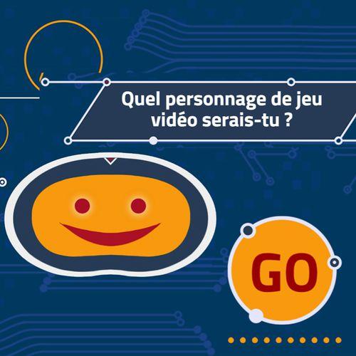 Qui serais-tu dans un jeu vidéo ? | Laurent Pujade (auteur)