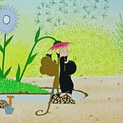 La petite taupe fait son jardin | Zdeněk Miler (directeur)