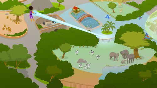 Séisme : le zoo donne l'alerte ! | Sarah Barthère  (auteur)