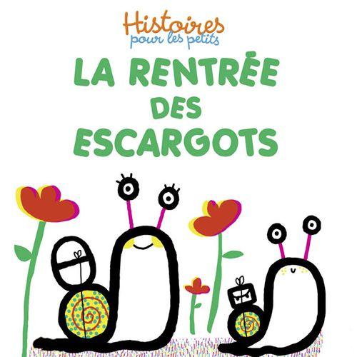 La rentrée des escargots | Ghislaine Biondi (auteur)