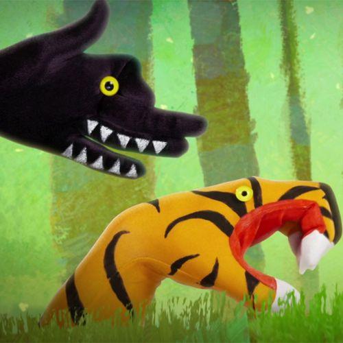 Loup, Tigre, Crocodile et l'œuf de Pâques | Catherine Galodé-Kufeld (auteur)