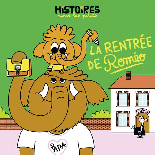La rentrée de Roméo | Agnès Cathala (auteur)