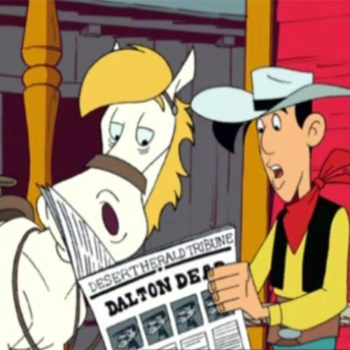 Les Dalton fantômes | Morris  (auteur)
