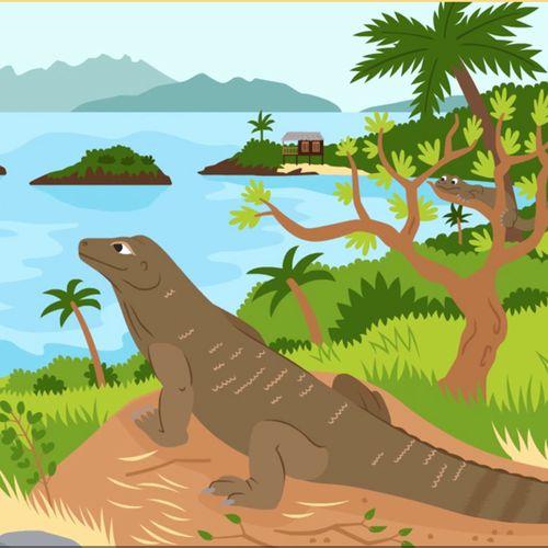 Le dragon de Komodo | Florence Blanquart  (auteur)