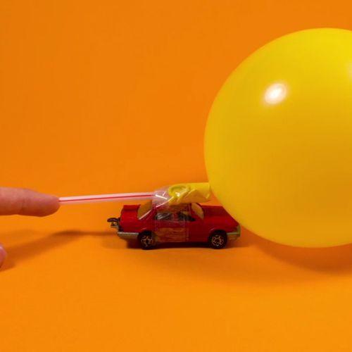 Comment fabriquer une voiture à réaction ? | Grégoire Lemoine  (auteur)