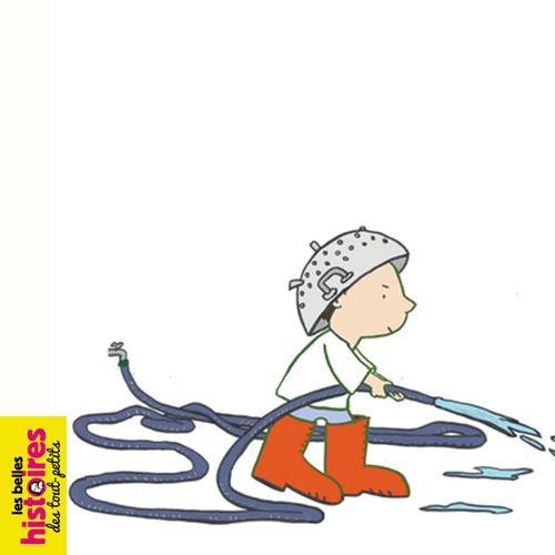 Le petit pompier   Gilles Eduar (auteur)