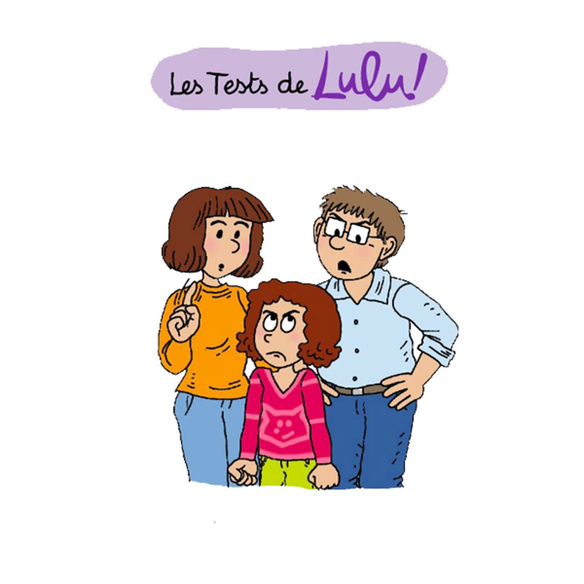 "Comment réagis-tu quand tes parents te disent ""non"" ? 