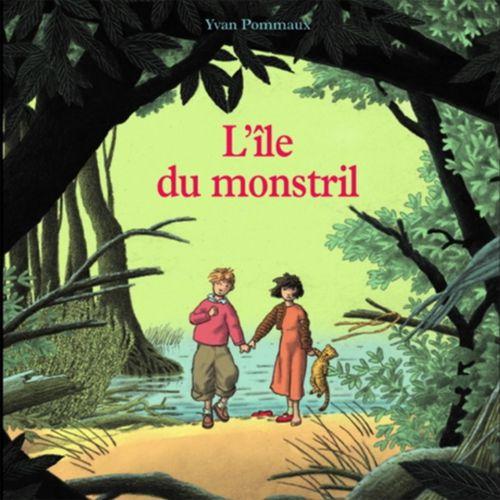 L'île du Monstril | Yvan Pommaux (auteur)
