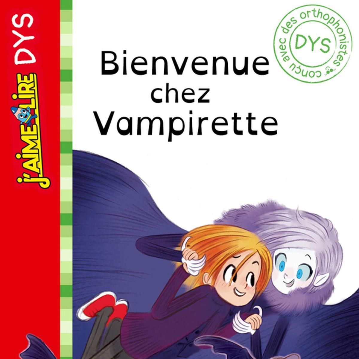 Bienvenue chez Vampirette |