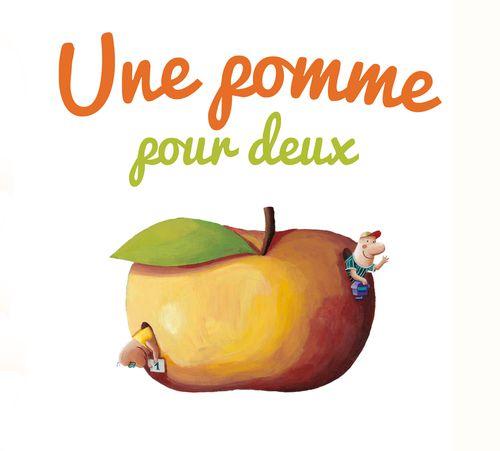 Une pomme pour deux | Véronique Massenot (auteur)