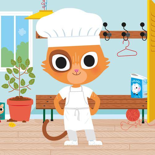 Le cuisinier | Benjamin Bécue (auteur)
