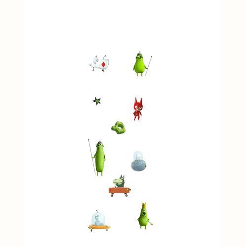 Sur la planète March | Serge Bloch (illustrateur)
