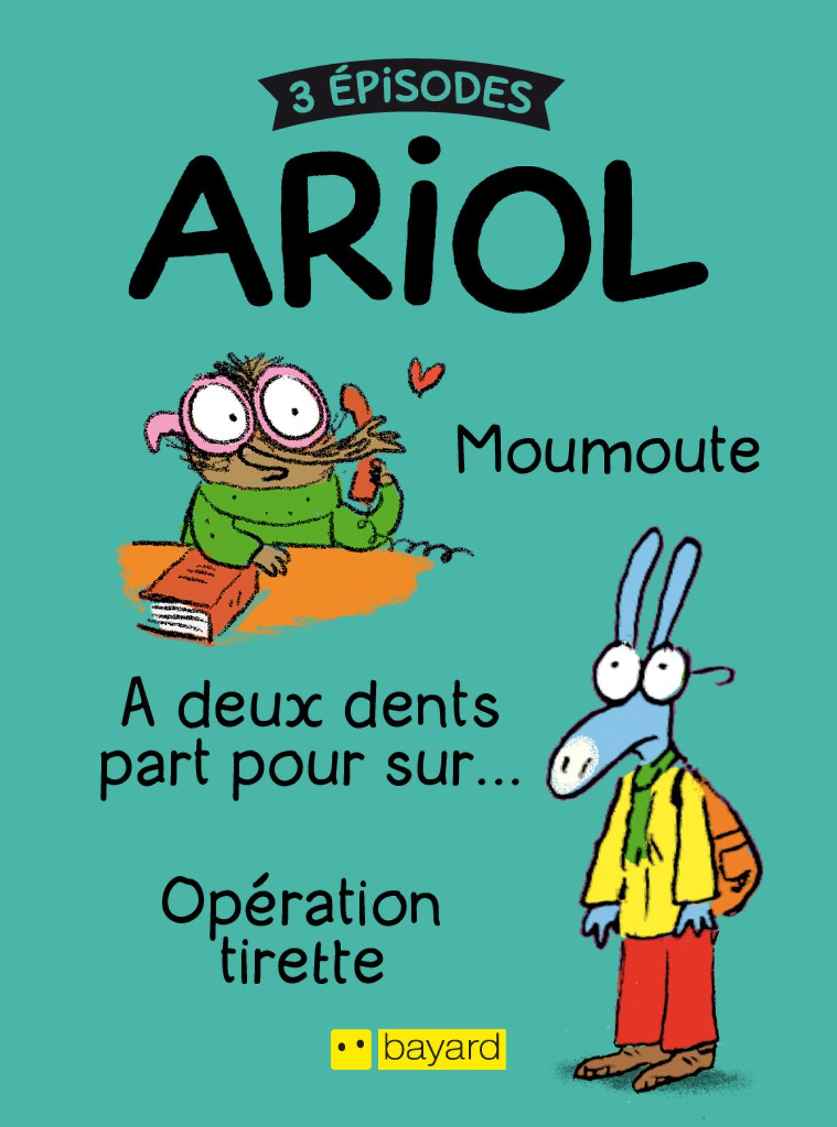 3 histoires d'Ariol T.2 |