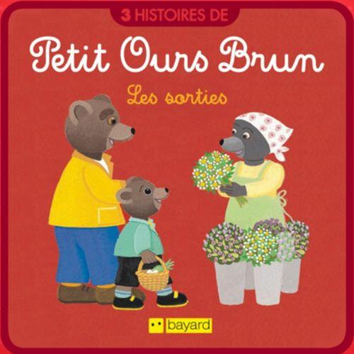 Les sorties de Petit Ours Brun | Marie Aubinais (auteur)