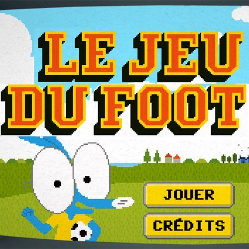 Le jeu du foot | Emmanuel Guibert  (auteur)