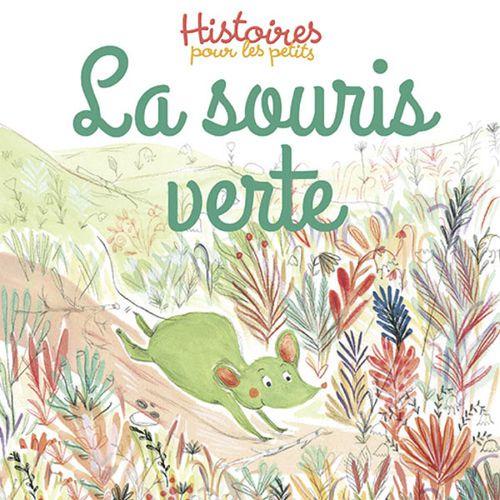 La souris verte | Agnès de Lestrade (auteur)